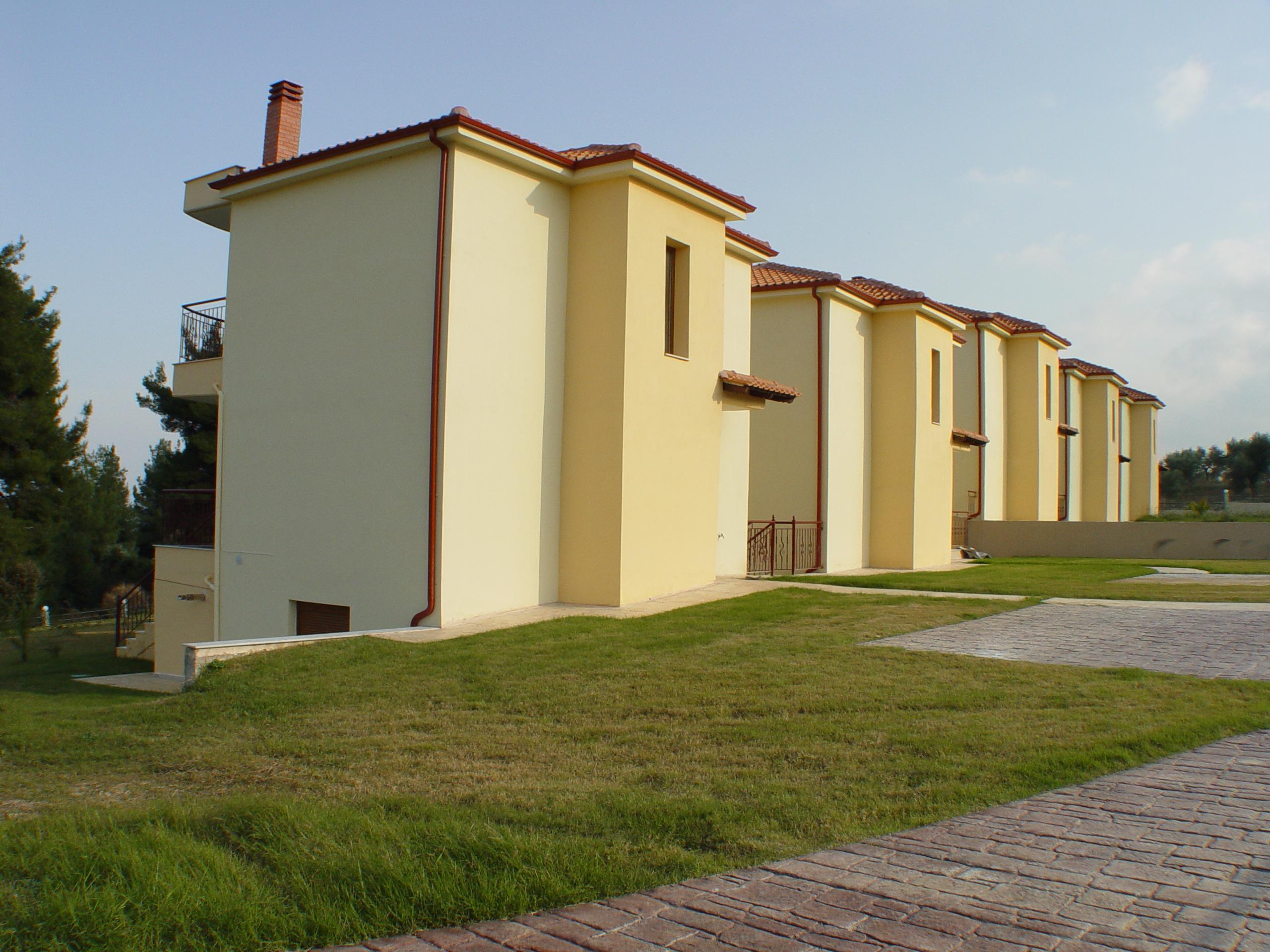 Апартаменты в греции спб